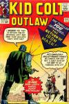 Kid Colt Outlaw #114 comic books - cover scans photos Kid Colt Outlaw #114 comic books - covers, picture gallery