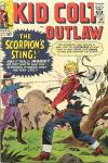 Kid Colt Outlaw #115 Comic Books - Covers, Scans, Photos  in Kid Colt Outlaw Comic Books - Covers, Scans, Gallery