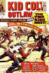 Kid Colt Outlaw #121 comic books - cover scans photos Kid Colt Outlaw #121 comic books - covers, picture gallery