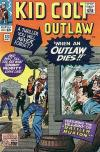 Kid Colt Outlaw #122 Comic Books - Covers, Scans, Photos  in Kid Colt Outlaw Comic Books - Covers, Scans, Gallery