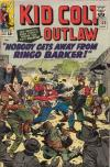 Kid Colt Outlaw #123 comic books - cover scans photos Kid Colt Outlaw #123 comic books - covers, picture gallery