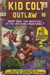 Kid Colt Outlaw #124 Comic Books - Covers, Scans, Photos  in Kid Colt Outlaw Comic Books - Covers, Scans, Gallery