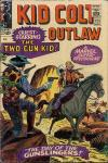 Kid Colt Outlaw #125 comic books - cover scans photos Kid Colt Outlaw #125 comic books - covers, picture gallery