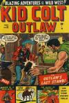 Kid Colt Outlaw #13 Comic Books - Covers, Scans, Photos  in Kid Colt Outlaw Comic Books - Covers, Scans, Gallery