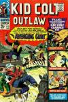 Kid Colt Outlaw #132 comic books - cover scans photos Kid Colt Outlaw #132 comic books - covers, picture gallery