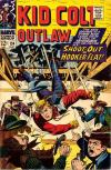 Kid Colt Outlaw #134 comic books - cover scans photos Kid Colt Outlaw #134 comic books - covers, picture gallery