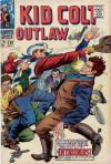 Kid Colt Outlaw #136 comic books - cover scans photos Kid Colt Outlaw #136 comic books - covers, picture gallery