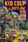 Kid Colt Outlaw #137 comic books - cover scans photos Kid Colt Outlaw #137 comic books - covers, picture gallery