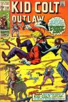 Kid Colt Outlaw #140 comic books - cover scans photos Kid Colt Outlaw #140 comic books - covers, picture gallery