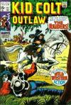 Kid Colt Outlaw #141 comic books - cover scans photos Kid Colt Outlaw #141 comic books - covers, picture gallery
