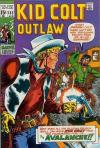 Kid Colt Outlaw #145 comic books - cover scans photos Kid Colt Outlaw #145 comic books - covers, picture gallery
