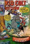 Kid Colt Outlaw #149 comic books - cover scans photos Kid Colt Outlaw #149 comic books - covers, picture gallery