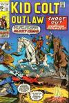 Kid Colt Outlaw #151 comic books - cover scans photos Kid Colt Outlaw #151 comic books - covers, picture gallery