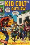 Kid Colt Outlaw #153 comic books - cover scans photos Kid Colt Outlaw #153 comic books - covers, picture gallery