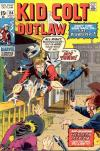 Kid Colt Outlaw #154 comic books - cover scans photos Kid Colt Outlaw #154 comic books - covers, picture gallery