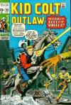 Kid Colt Outlaw #155 comic books for sale