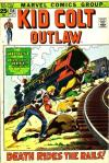 Kid Colt Outlaw #156 comic books - cover scans photos Kid Colt Outlaw #156 comic books - covers, picture gallery