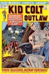 Kid Colt Outlaw #157 comic books - cover scans photos Kid Colt Outlaw #157 comic books - covers, picture gallery