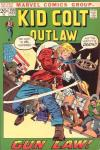 Kid Colt Outlaw #158 comic books - cover scans photos Kid Colt Outlaw #158 comic books - covers, picture gallery