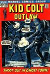 Kid Colt Outlaw #159 comic books - cover scans photos Kid Colt Outlaw #159 comic books - covers, picture gallery