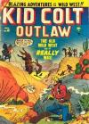Kid Colt Outlaw #16 Comic Books - Covers, Scans, Photos  in Kid Colt Outlaw Comic Books - Covers, Scans, Gallery