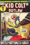 Kid Colt Outlaw #160 comic books - cover scans photos Kid Colt Outlaw #160 comic books - covers, picture gallery
