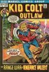Kid Colt Outlaw #162 comic books - cover scans photos Kid Colt Outlaw #162 comic books - covers, picture gallery