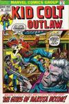 Kid Colt Outlaw #163 Comic Books - Covers, Scans, Photos  in Kid Colt Outlaw Comic Books - Covers, Scans, Gallery