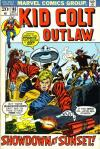 Kid Colt Outlaw #165 comic books - cover scans photos Kid Colt Outlaw #165 comic books - covers, picture gallery