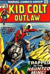 Kid Colt Outlaw #167 comic books - cover scans photos Kid Colt Outlaw #167 comic books - covers, picture gallery