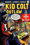 Kid Colt Outlaw #170 comic books - cover scans photos Kid Colt Outlaw #170 comic books - covers, picture gallery