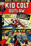 Kid Colt Outlaw #175 comic books - cover scans photos Kid Colt Outlaw #175 comic books - covers, picture gallery