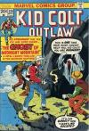 Kid Colt Outlaw #176 comic books - cover scans photos Kid Colt Outlaw #176 comic books - covers, picture gallery