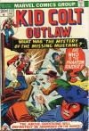 Kid Colt Outlaw #177 comic books - cover scans photos Kid Colt Outlaw #177 comic books - covers, picture gallery