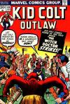 Kid Colt Outlaw #178 Comic Books - Covers, Scans, Photos  in Kid Colt Outlaw Comic Books - Covers, Scans, Gallery