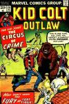 Kid Colt Outlaw #179 comic books - cover scans photos Kid Colt Outlaw #179 comic books - covers, picture gallery