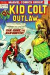 Kid Colt Outlaw #181 comic books - cover scans photos Kid Colt Outlaw #181 comic books - covers, picture gallery