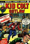 Kid Colt Outlaw #182 comic books - cover scans photos Kid Colt Outlaw #182 comic books - covers, picture gallery
