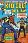 Kid Colt Outlaw #183 comic books - cover scans photos Kid Colt Outlaw #183 comic books - covers, picture gallery
