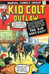 Kid Colt Outlaw #185 comic books - cover scans photos Kid Colt Outlaw #185 comic books - covers, picture gallery