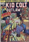 Kid Colt Outlaw #186 comic books - cover scans photos Kid Colt Outlaw #186 comic books - covers, picture gallery