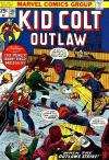 Kid Colt Outlaw #188 comic books - cover scans photos Kid Colt Outlaw #188 comic books - covers, picture gallery