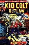Kid Colt Outlaw #189 comic books - cover scans photos Kid Colt Outlaw #189 comic books - covers, picture gallery
