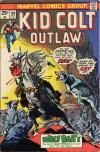 Kid Colt Outlaw #194 comic books - cover scans photos Kid Colt Outlaw #194 comic books - covers, picture gallery