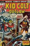 Kid Colt Outlaw #195 comic books - cover scans photos Kid Colt Outlaw #195 comic books - covers, picture gallery