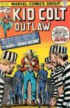 Kid Colt Outlaw #198 comic books - cover scans photos Kid Colt Outlaw #198 comic books - covers, picture gallery