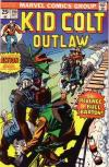 Kid Colt Outlaw #199 comic books for sale