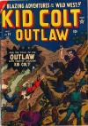 Kid Colt Outlaw #20 Comic Books - Covers, Scans, Photos  in Kid Colt Outlaw Comic Books - Covers, Scans, Gallery