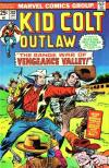 Kid Colt Outlaw #202 comic books - cover scans photos Kid Colt Outlaw #202 comic books - covers, picture gallery