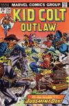 Kid Colt Outlaw #204 comic books - cover scans photos Kid Colt Outlaw #204 comic books - covers, picture gallery